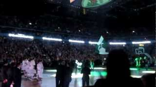 Presentazione Zalgiris Kaunas - Olimpia Milano