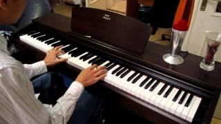 """Richard Clayderman """"Coup de coeur"""" and """"Rondo pour un tout petit enfant"""" , piano cover by Huan Tran"""