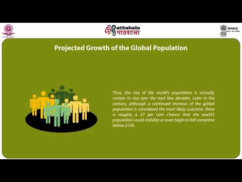 UN Population Prospects of the World Regions and Countries