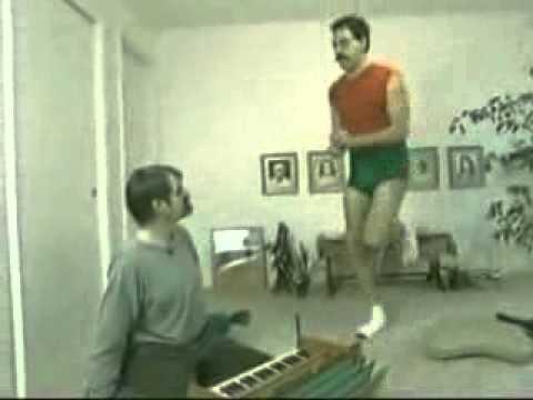 Borats Disco Dance Remix