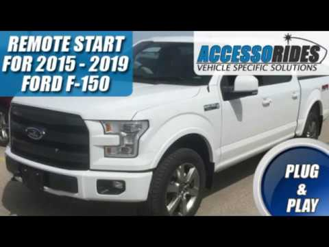 Plugs in to OBD2 Port Expedition 18-19 Start-X Remote Start Starter For F-150 F150 2015-2019 No Installation Required