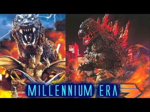 10 Reasons to Watch the Godzilla Millennium Era!!!