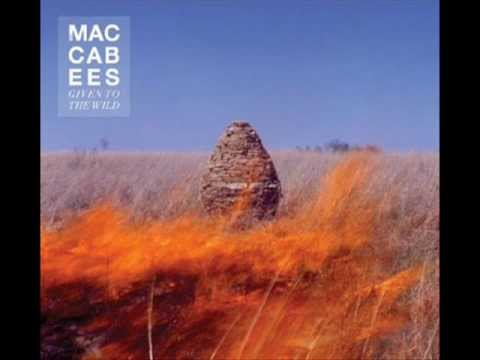 The Maccabees - Grew Up At Midnight