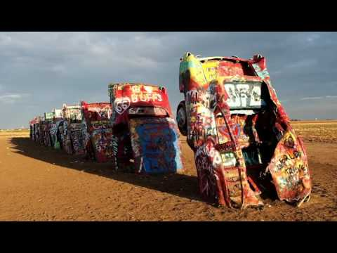 Driving the entire Route 66 -best ever roadtrip by travellina