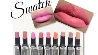 ❥ Swatch rouge à lèvres Wet n Wild ❥ Lipstick petit budget HD