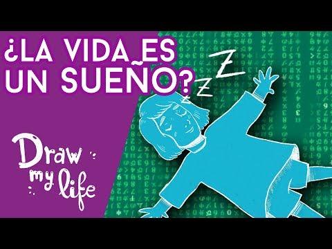 ¿Y si VIVIMOS en un SUEÑO? - Draw My Life en Español