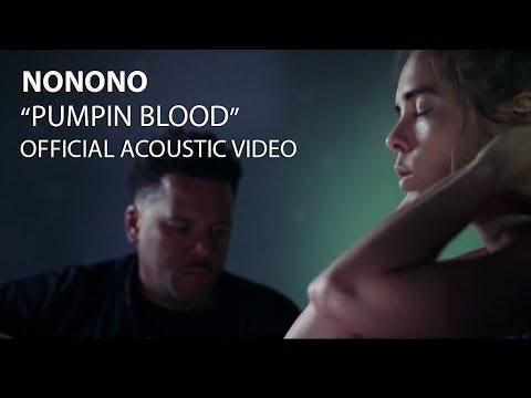 NONONO - Pumpin Blood (Acoustic)