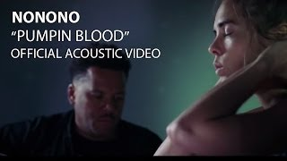 NONONO - Pumpin Blood (Acoustic)
