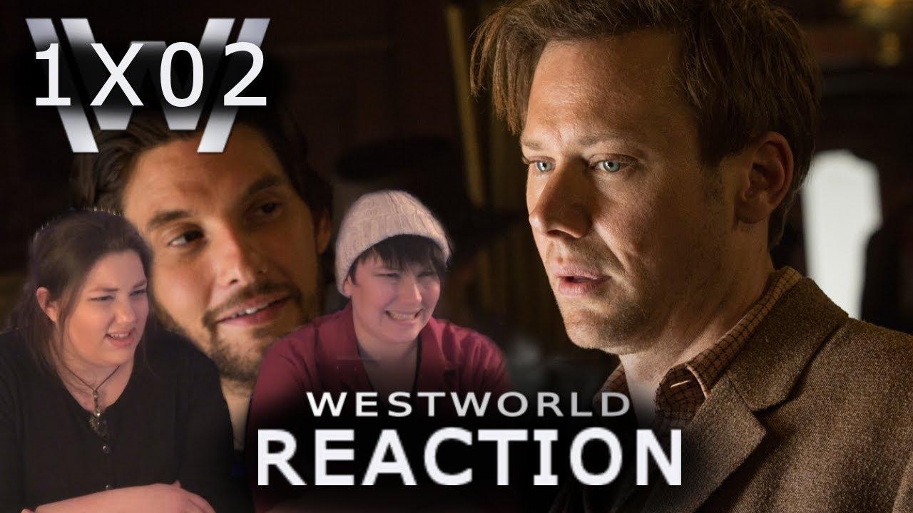 Download Westworld 1X02 CHESTNUT reaction!!