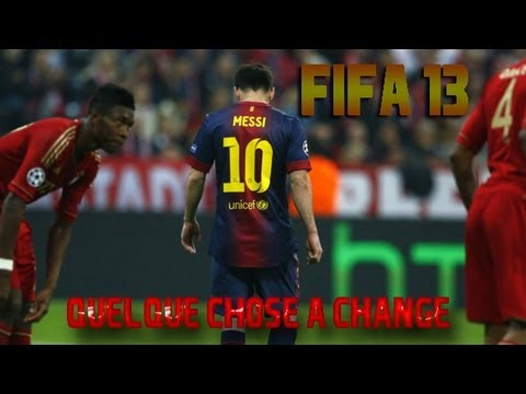 FIFA 13 : quelque chose a changé...