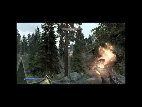 Let's Play Modded Skyrim on Legendary Part 88: Got Wood?