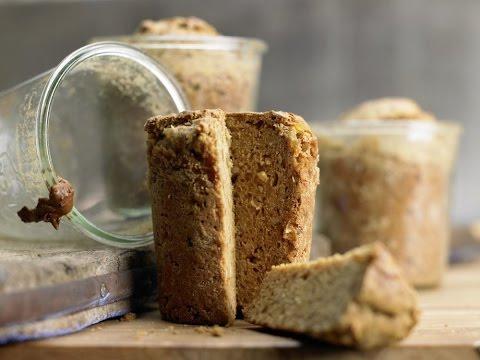 Фруктово-имбирный хлеб