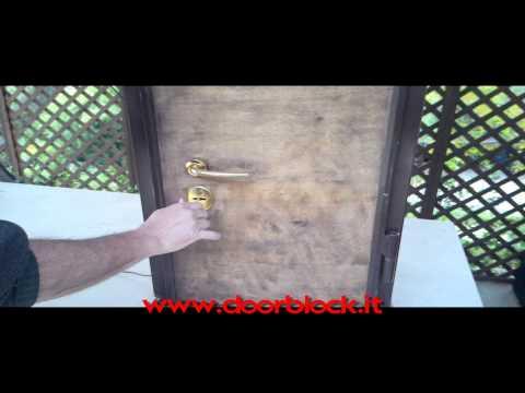 Dispositivo blocca porte for Chiave bulgara prezzo