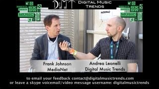 Frank Johnson, CEO at Medianet - DMT @ SXSW 2013
