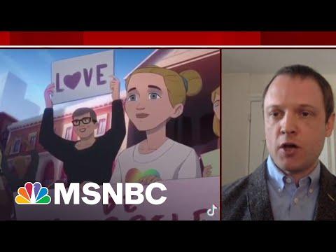 Sen. Cruz Shares Far-Right Russian Propaganda Video To Attack Military