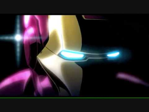 ANIME IRON MAN MUSIC VIDEO