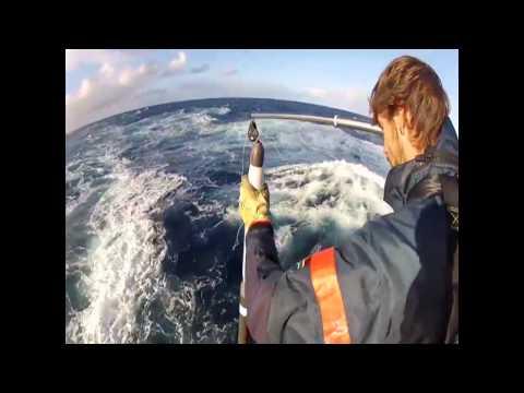 Oceanscience UnderwayCTD in Southern Ocean R/V Agulhas II