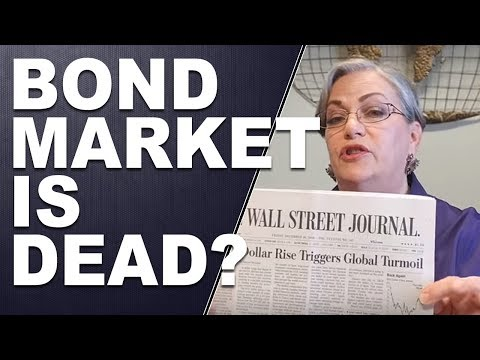 Bond Market is Dead? China Halts Bond Trading