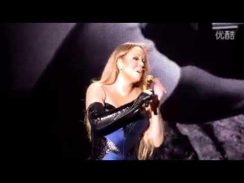 Mariah Carey Hero Live at Chongqing 15-10-2014