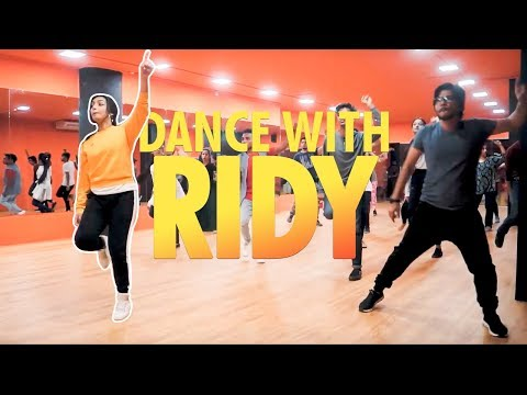 Dance With Ridy | Dance Classes In Dhaka | Dance School In Bangladesh | Ruslan's Studio