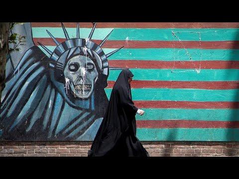 EUA e Irão pressionam Europa