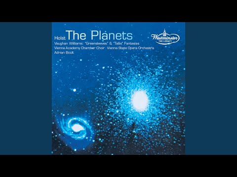Holst: The Planets, Op.32 - 2. Venus, The Bringer Of Peace