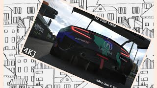[4K]  Project Cars 2 XBox One X Enhanced Gameplay - Nice Race With little Crash ; -(