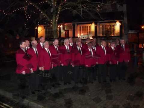 Myfanwy - Neath Choir (Welsh-English Lyrics)