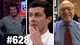 #628 BUTTIGIEG IS A RADICAL LIBERAL! | Alan Dershowitz Guests | Louder with Crowder