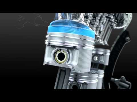 Nissan Direct Injection Engine on JUKE