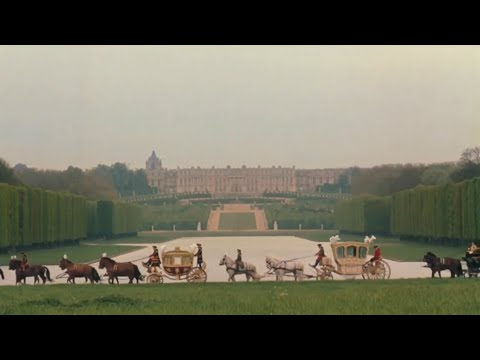 Marie Antoinette - Arriving at Versailles (HQ)
