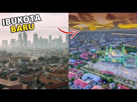 Bye Jakarta..!! Ini Dia Alasan Indonesia Pindah Ibukota Ke Kalimantan...