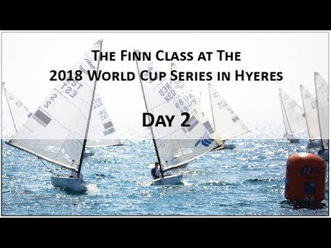 Highlights from Day 2 of the 2018 World Cup Series Hyeres