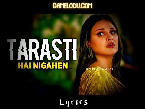 Download Tarsati Hai Nigahen Meri (Official Video) Himanshi Khurana, Asim Riaz  Latest Romantic Songs 2021