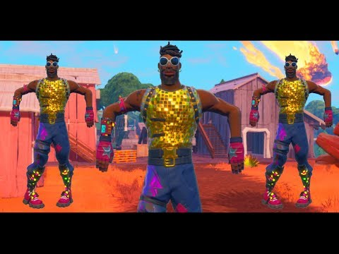 Fortnite - The Git Up [MUSIC VIDEO]