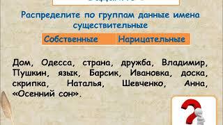 презентация русский язык урок 2