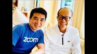 华尔街人物 | 上市首日暴涨72%,袁征创办Zoom只为解决相思之苦(20190419)