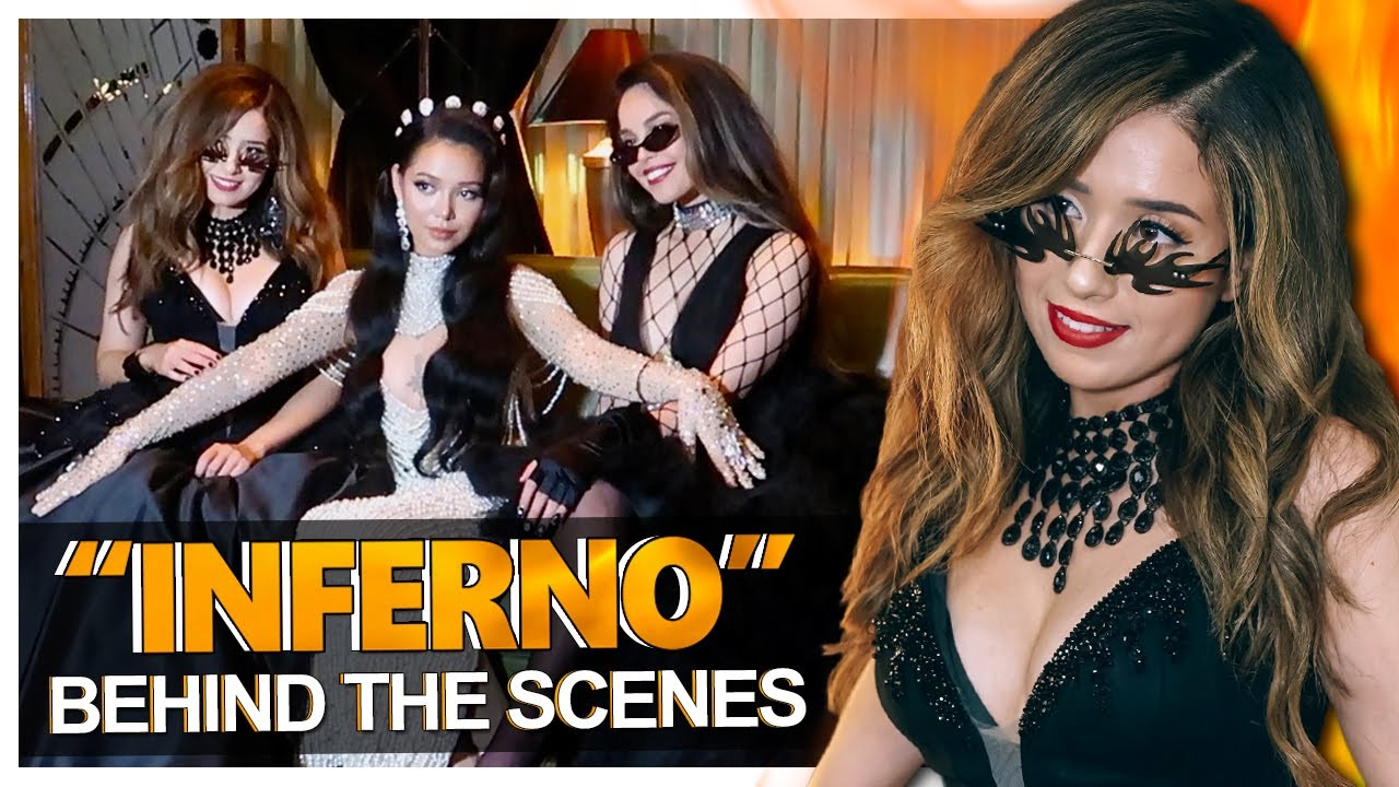 Download CAN'T BELIEVE I'M IN BELLA POARCH'S MUSIC VIDEO - Inferno BTS Vlog