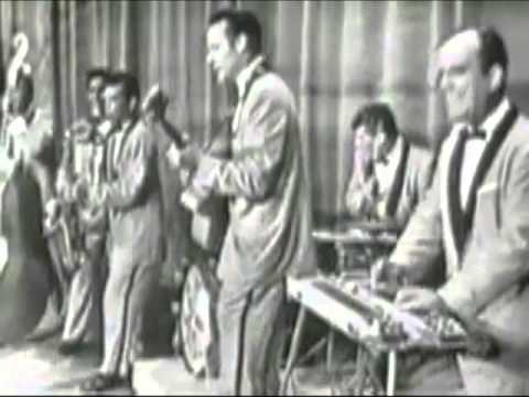 BILL HALEY ROCK AROUND THE CLOCK FIRST ROCK AND ROLL SONG