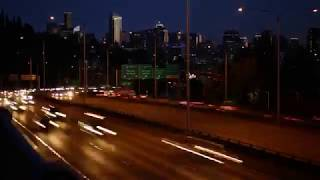 Seattle overpass time-lapse