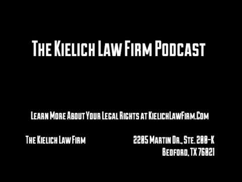 The Kielich Law Firm Podcast #5: Employer Background Checks, Expunctions and Nondisclosure Orders