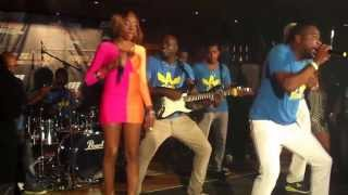 bmobile eye slam 2k14 concerts series the a team band download download