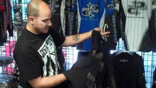 Disruptive Paintball Long Sleeve Cotton Jersey