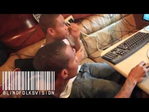 Throwback Footage of Lex Luger & Southside of 808 Mafia Making a Beat for Waka Flocka