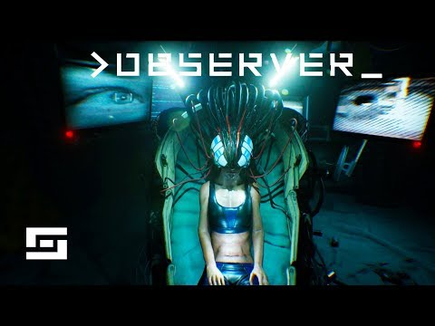 OBSERVER  | EPISODE 5 |  OBSERVER PC -DETECTIVE GAME