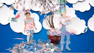 DUIT (Rayvelyn) lagu anak-anak masa kini 2014