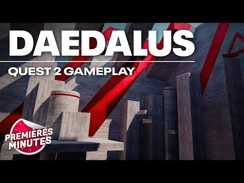 Daedalus - Gameplay Oculus Quest | Quest 2