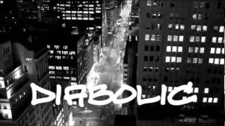 "Diabolic Ft Canibus - In Common (Unoffical Video/Lyrics) ""Liar & a Thief"" OUT NOW"