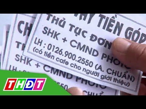 Cho Vay Tiêu Dùng đòi Nợ Kiểu Xã Hội đen | THDT