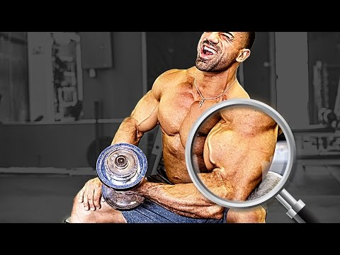 Monster Arms Workout